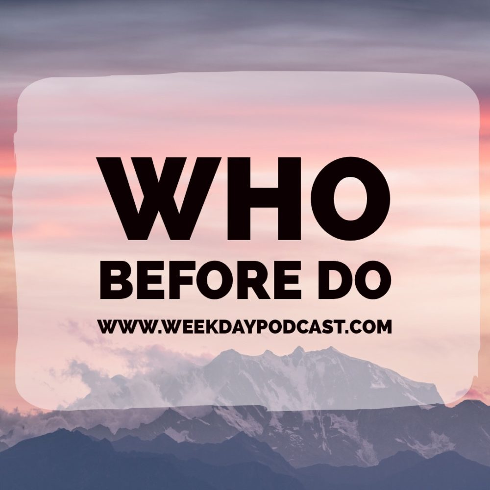 Who Before Do