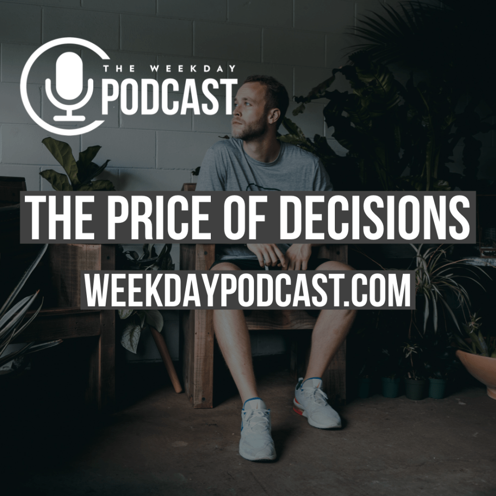 The Price of Decisions