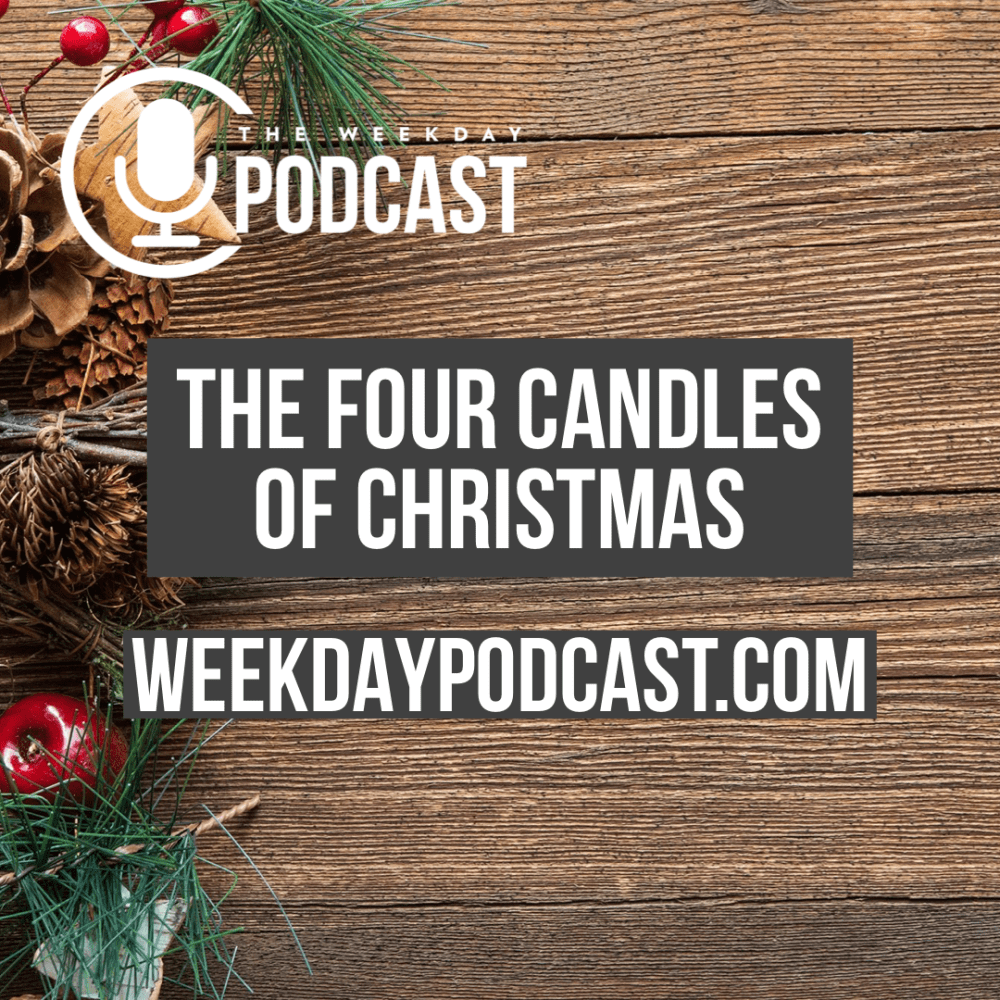 The Four Candles of Christmas