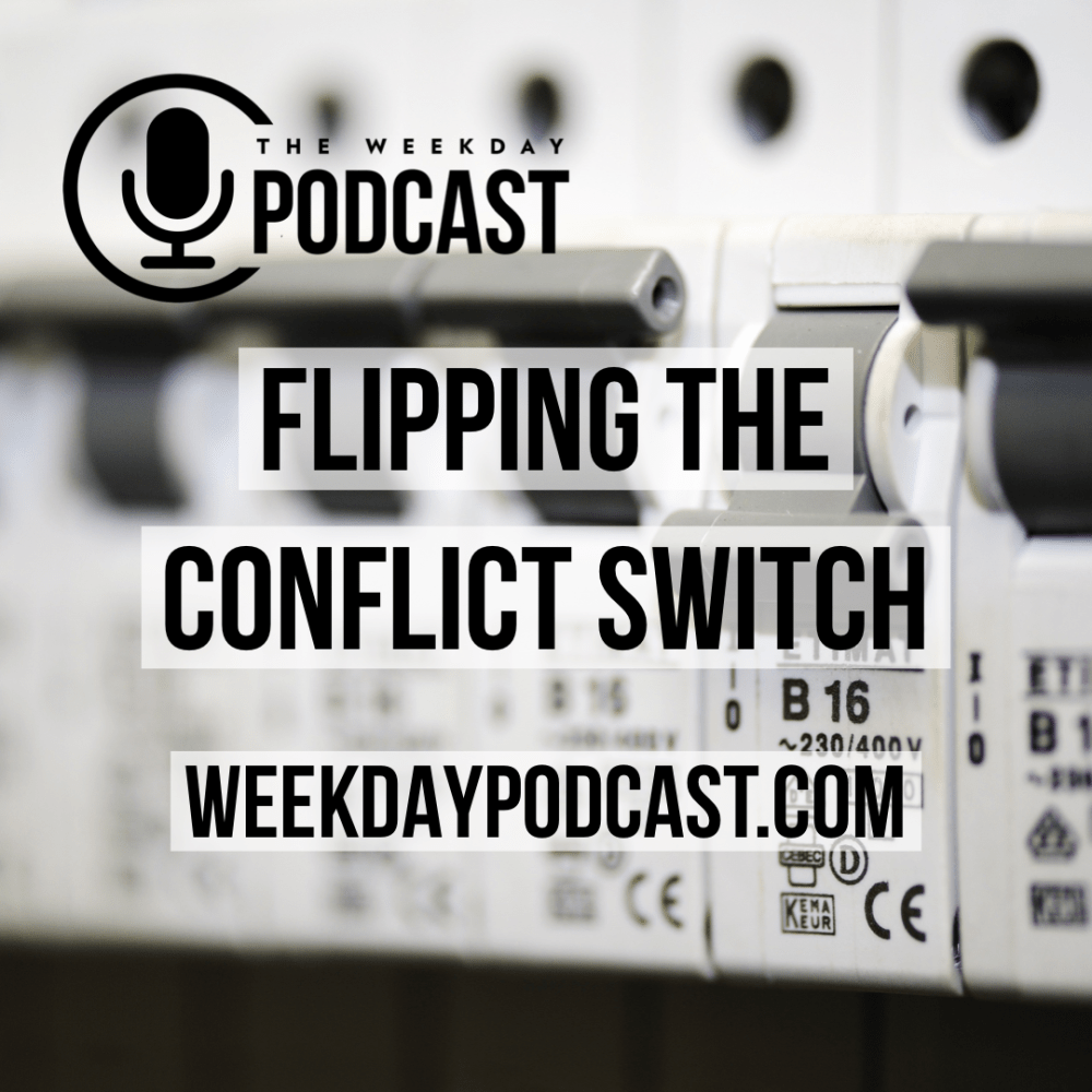 Flipping the Conflict Switch