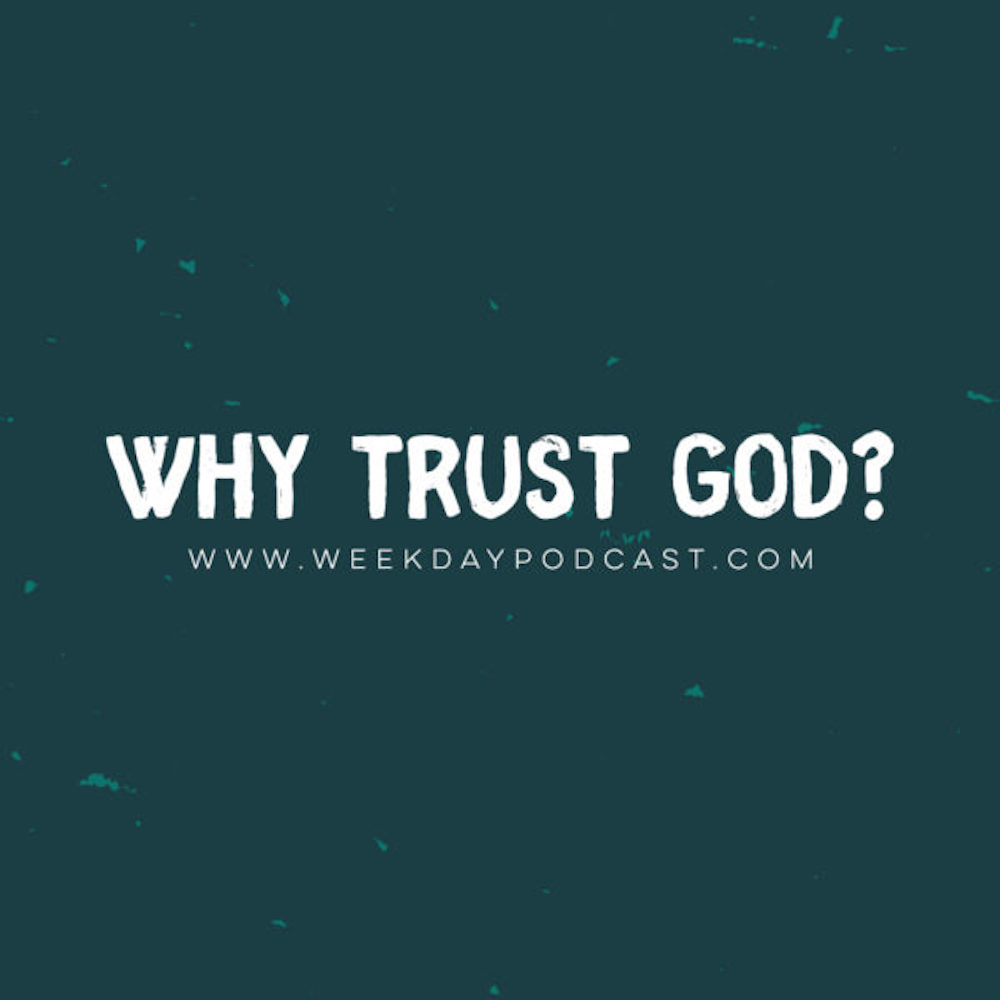 Why Trust God? Image