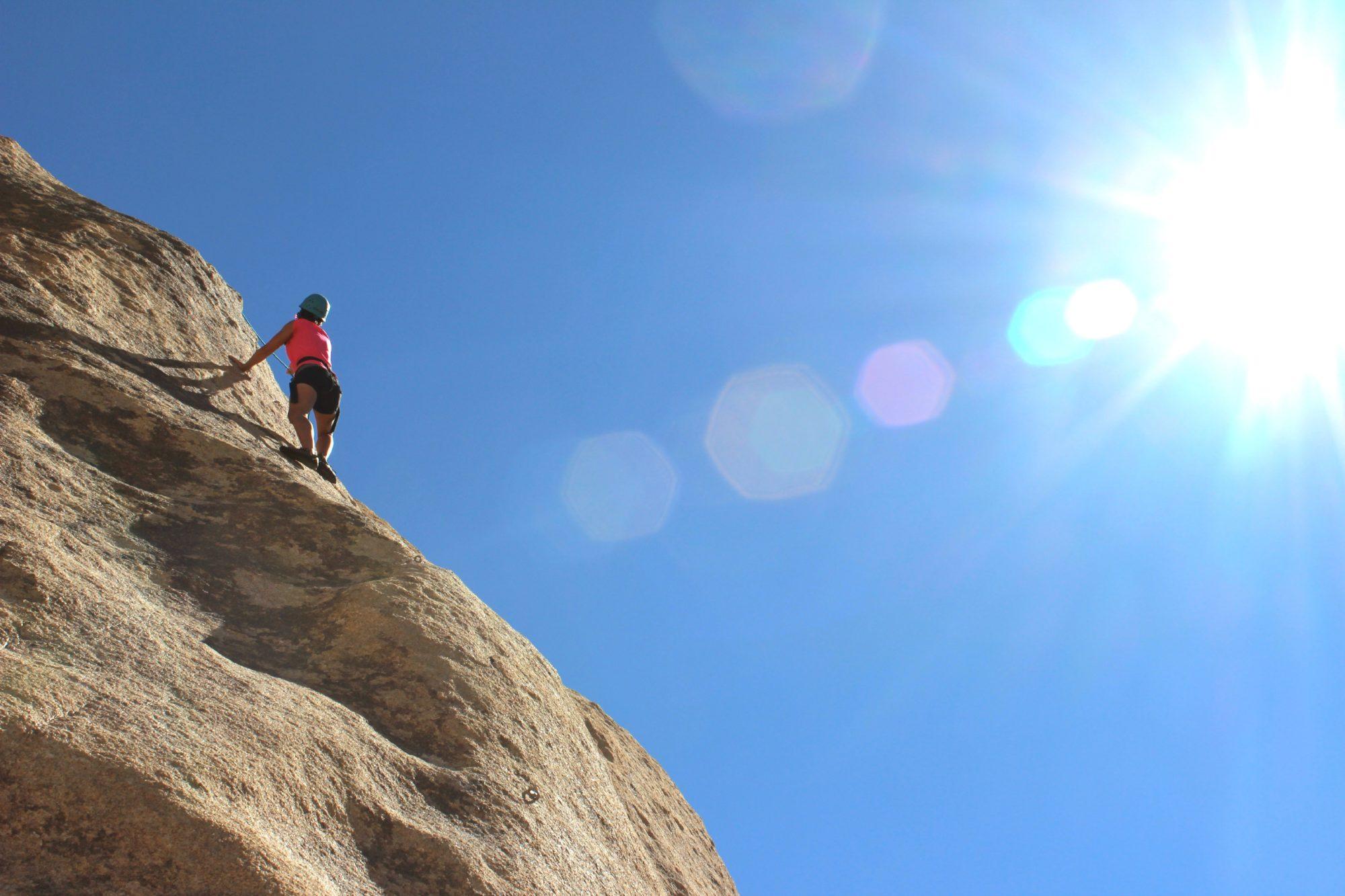 The Climb: Overcoming Critics on the Climb [podcast]